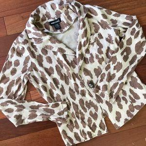 Giraffe 🦒 blazer